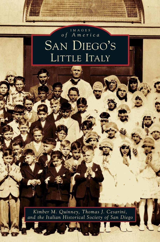 Read Online San Diego's Little Italy pdf