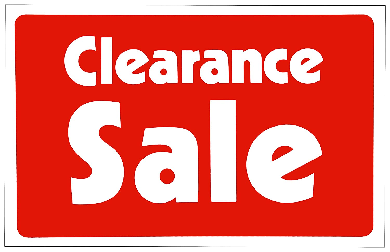 Resulta ng larawan para sa clearance sale