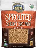 Lundberg Family Farms Sprouted Short Brown Rice, 16 Ounce