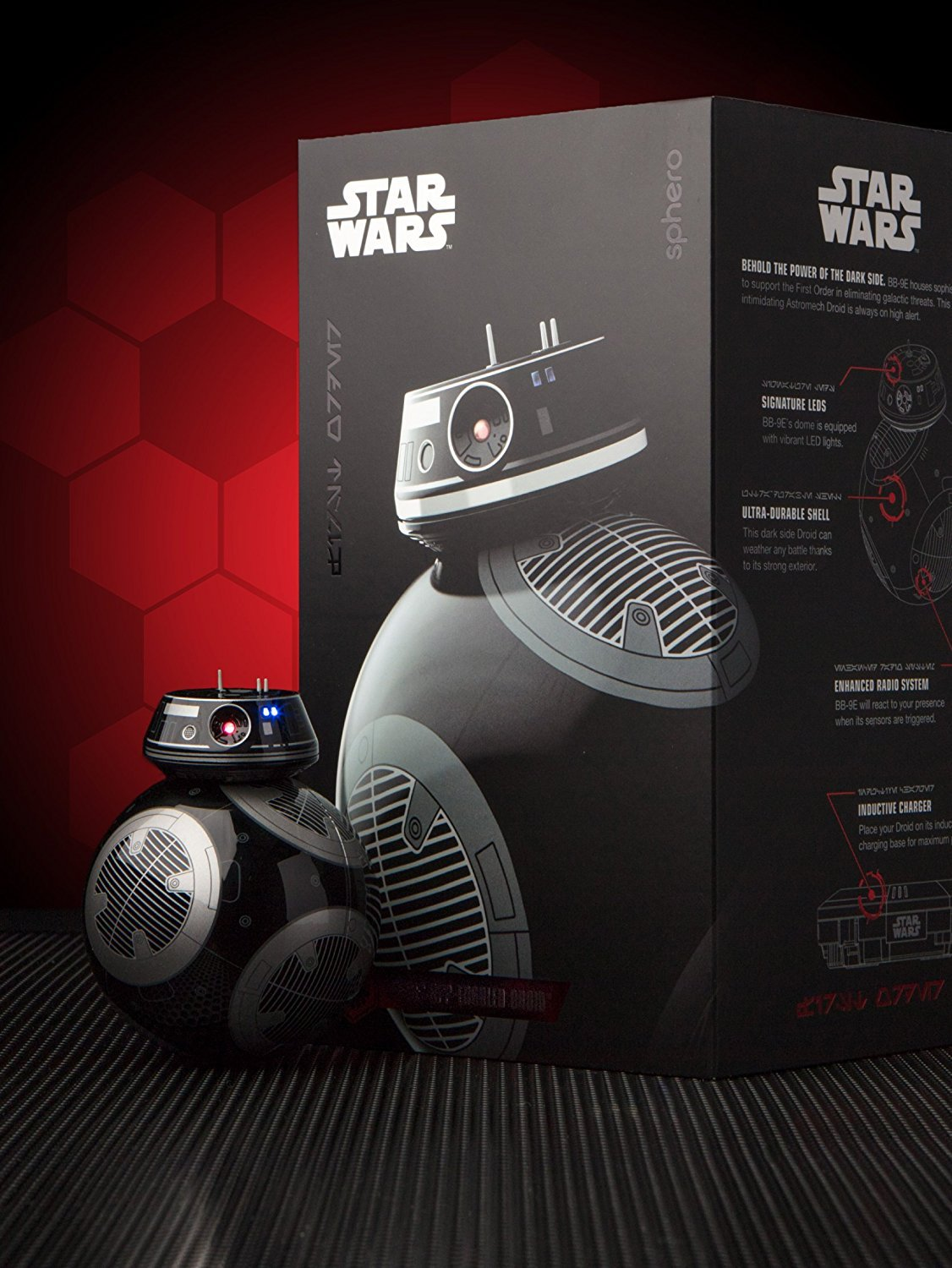 BB-9E App-Enabled Droid with Trainer by Sphero (Image #6)