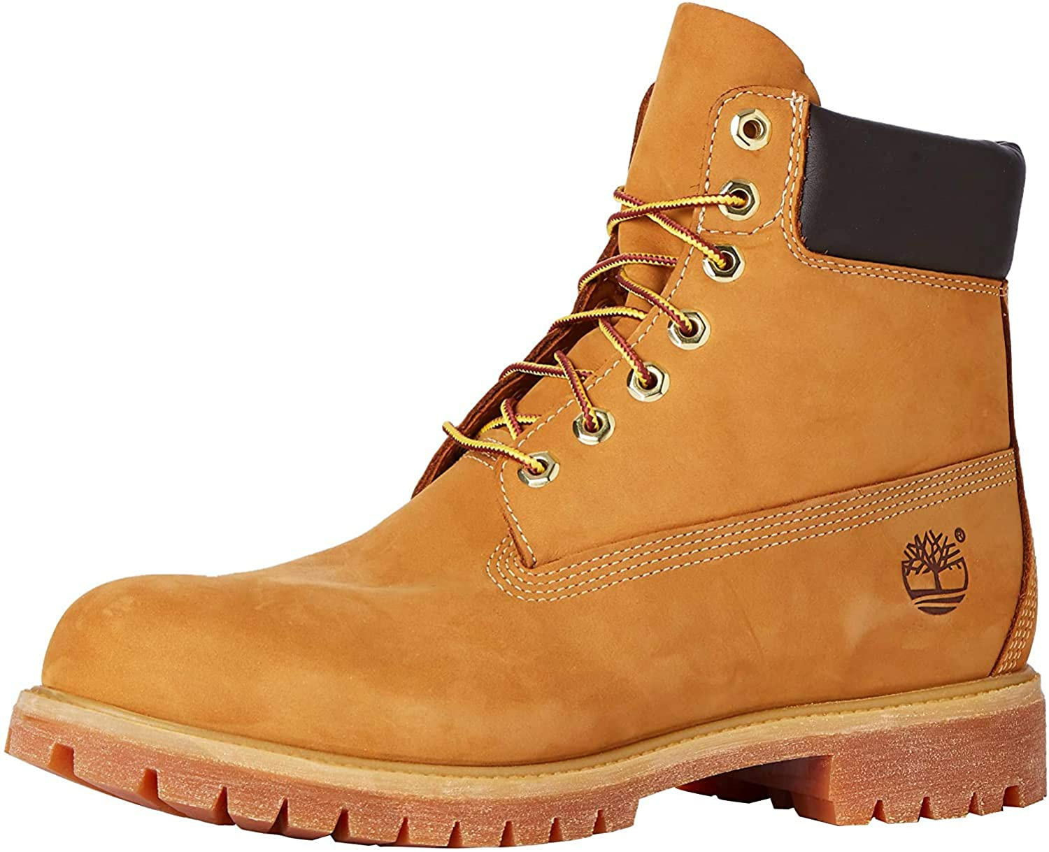 Roux salto Deber  Amazon.com | Timberland Men's 6-Inch Premium Waterproof Boot | Oxford &  Derby