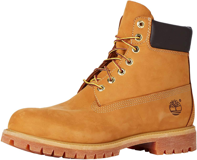 líquido Evaluable Perfecto  Men's 6 Inch Premium Waterproof Boots- Buy Online in Indonesia at  desertcart.id. ProductId : 48095671.