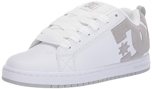 Court Shoe Dc Para De Zapatillas Hombre Skateboarding Shoes Graffik qt5Tnx5Z