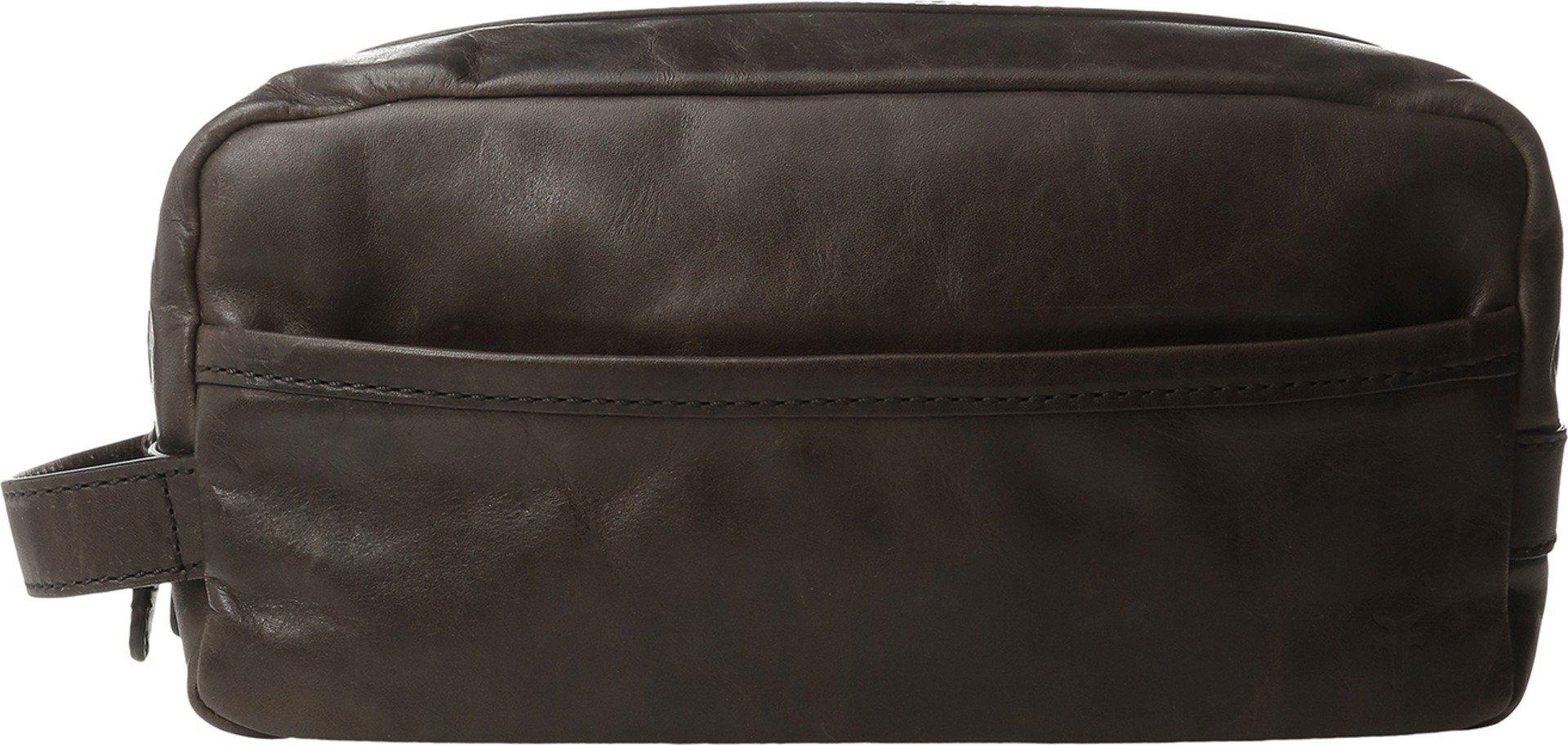 FRYE Men's Logan Large Travel Dopp Kit, Slate, One Size