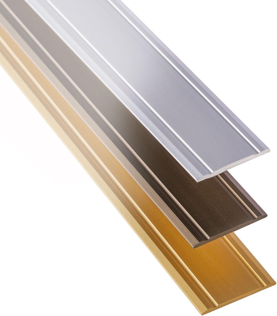 Ausgleichsprofil Aluminium Fliesen Bodenprofil Laminat