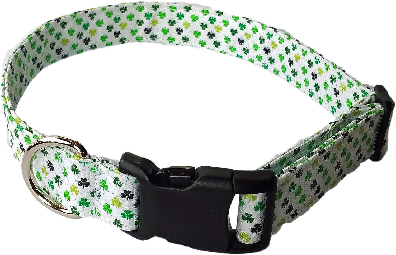 St Patricks Day Celtic Over the Collar Dog Bandana Extra Small