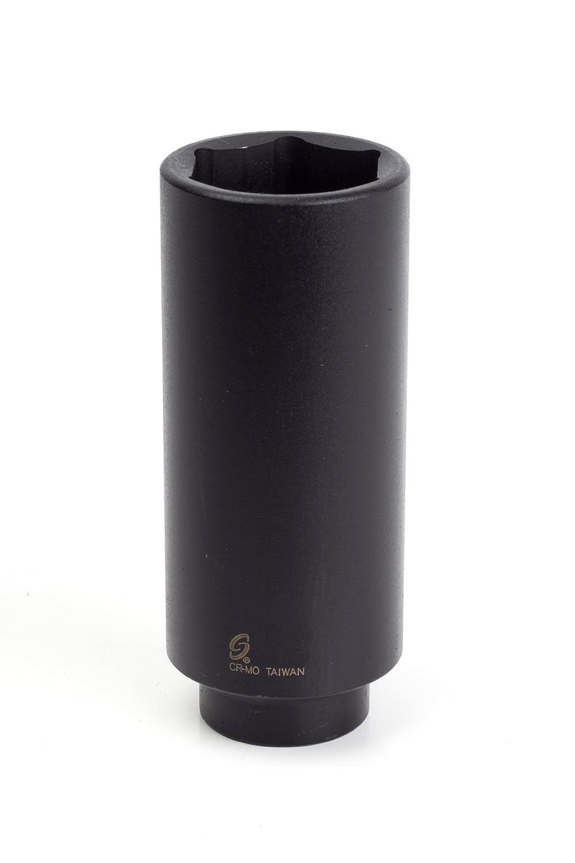 Sunex 248xd 1//2-Inch Drive 1-1//2-Inch Extra Deep Impact Socket