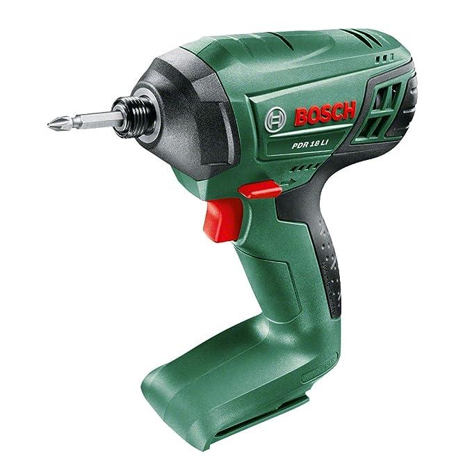 Der Bosch Akku Drehschlagschrauber ist bestens zum Heimwerken geeignet.