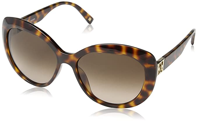 7cc19bea045 Escada Sunglasses Women s SES397 Oversized Sunglasses 56mm