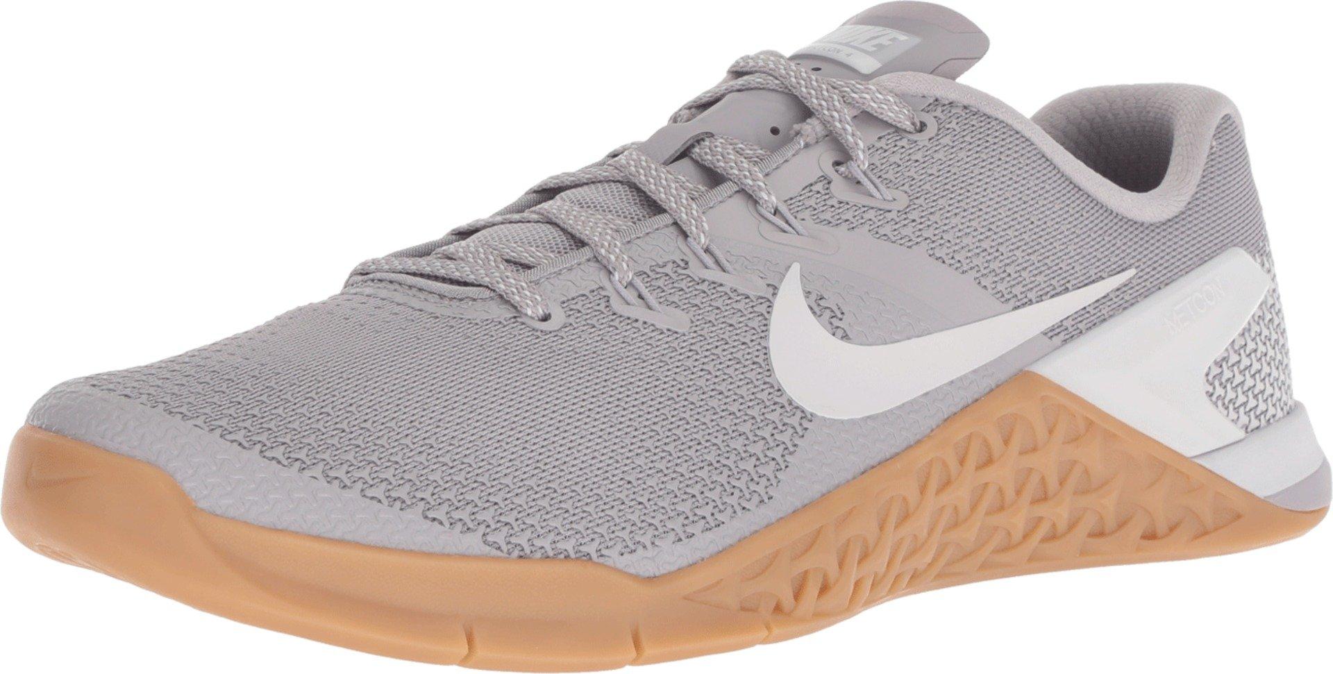 Nike Men's Metcon 4 Training Shoes (7.5, Grey/Brown)