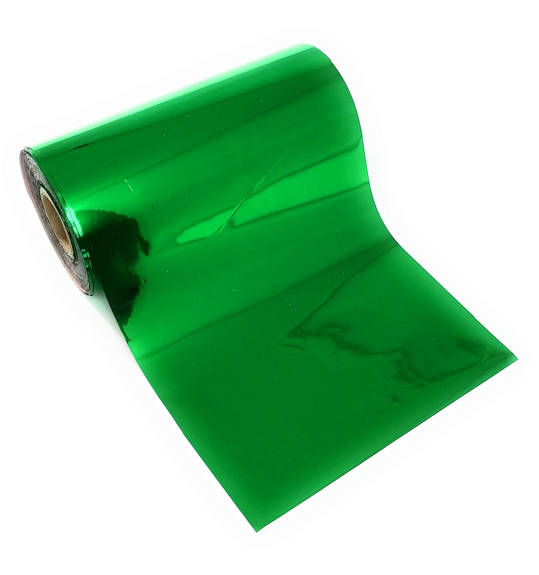 Green Bright Metallic Hot Stamping Craft Foil by Morfcraft (Image #2)