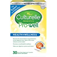 30-Count Culturelle Pro-Well Health & Wellness Dietary Supplement