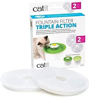 Catit Fountain Filter, White