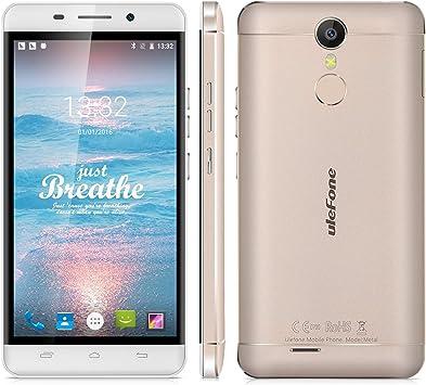 Ulefone Metal - 4G Smartphone Libre Android 6.0 Multitáctil ...