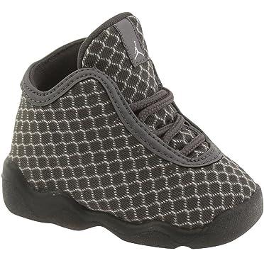 new concept b0a07 aeb9b Nike Baby-boys Air Jordan Kids Horizon Shoes 10c Wold Grey