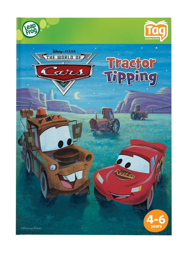 LeapFrog Tag Activity Storybook Cars Tractor Tipping by LeapFrog (Image #4)