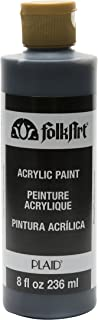 product image for FolkArt Acrylic Paint in Assorted Colors (8 oz), , Licorice