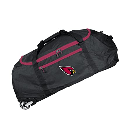 Amazon.com   NFL Arizona Cardinals Crusader Collapsible Duffel 703a876a14b9c
