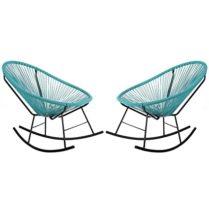 Magnificent Amazon Com Joseph Allen Home Mid Century Modern Acapulco Gmtry Best Dining Table And Chair Ideas Images Gmtryco
