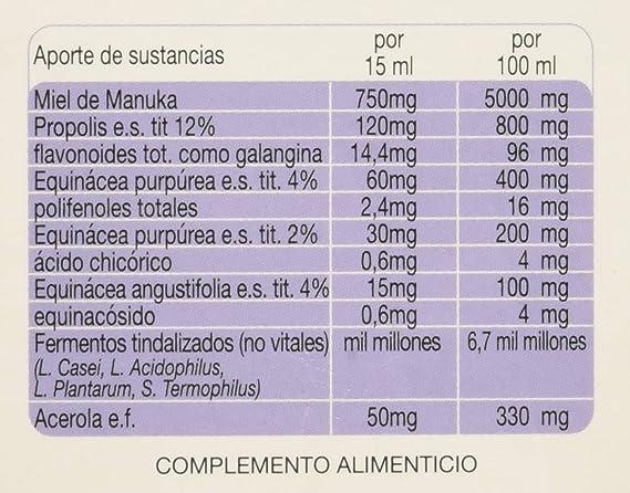 Trepatdiet Immunilflor Jarabe Junior - 100 ml: Amazon.es: Salud y ...