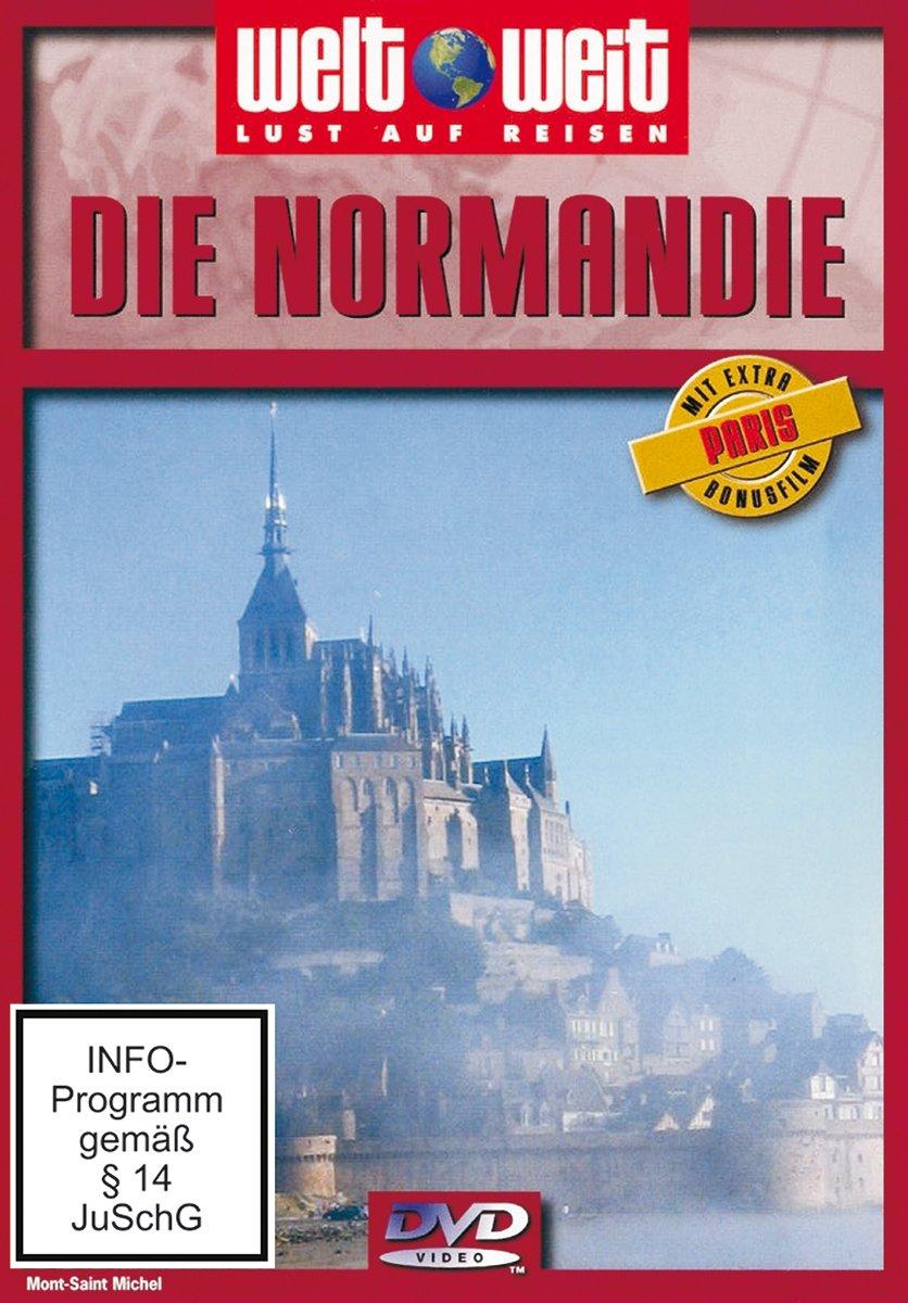 Die Normandie - welt weit (DVD)