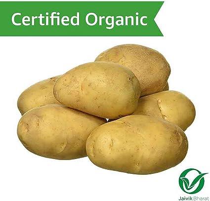 Fresh Organic Potato, 1kg
