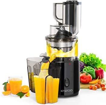 Enzoo Slow Masticating Juicer