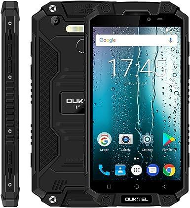 OUKITEL K10000 Max Triple pruebas desbloqueado Smartphone 3 GB + ...