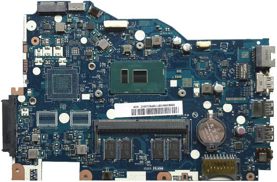 For Lenovo Ideapad 110-15ISK Laptop Motherboard W/ i3-6100U 2.3GHz CPU 4GB RAM LA-D562P 5B20M41057