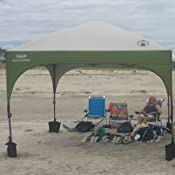 Amazon.com: Coleman Instant Canopy: Sports & Outdoors