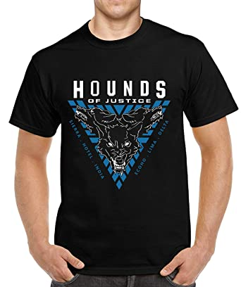 bf0a177d WWE Shield Hounds of Justice T-Shirt - Team Shield Hounds of Justice Tee (