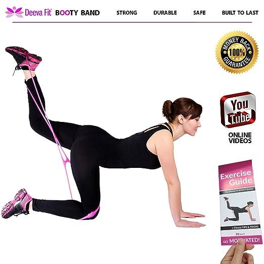 Yoga pants ass booty tube