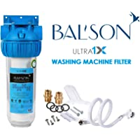 BALSON ULTRA1X Water Filter for Washing Machine with ASI Water Conditioner