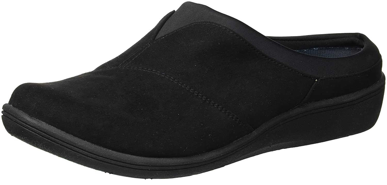 Copper Fit Women's Restore Mule Sneaker B079YC9K3F 6.5 B(M) US|Black