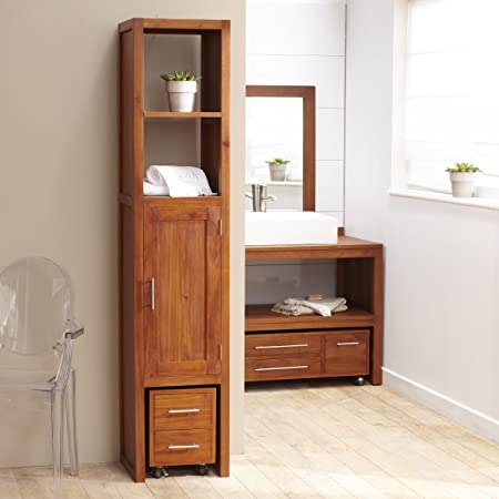 online mounted furniture with teak bathroom from wall marvelous of vanity medicine fresca mezzo the minimalist collection oak and cabinet sophisticated