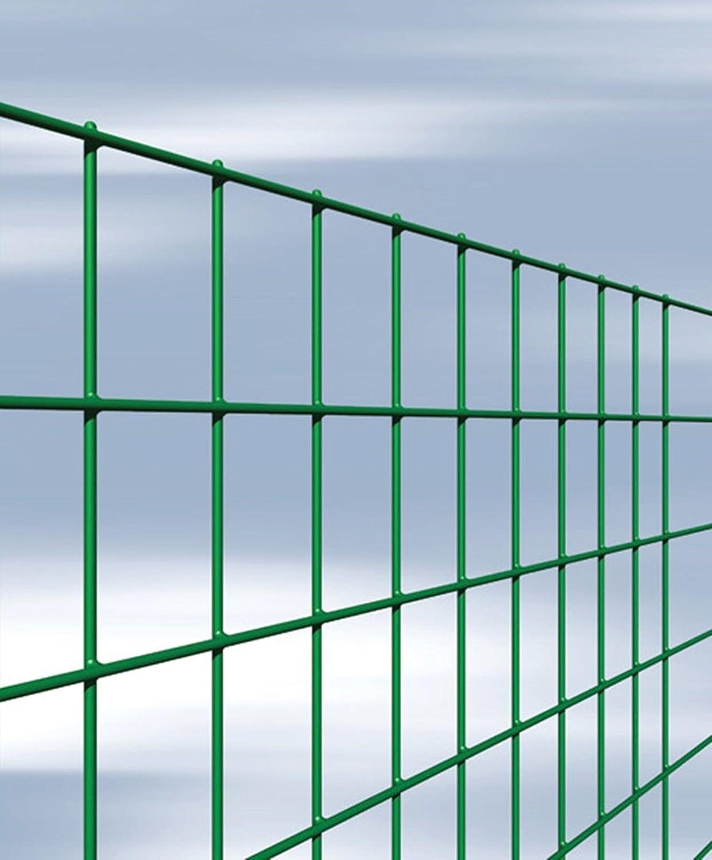 Rete elettrosaldata e zincata per recinzioni H 120 cm 25 mt ...