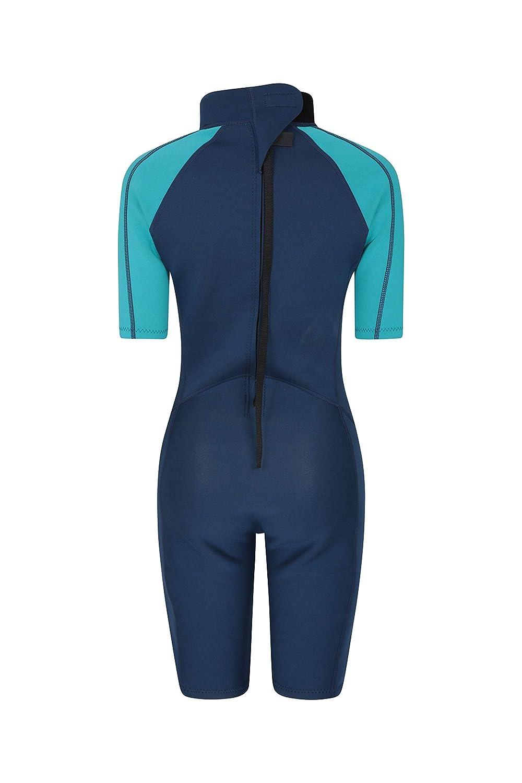 Mountain Warehouse Shorty Womens Wetsuit - Neoprene Ladies Swimsuit ... b2247eace