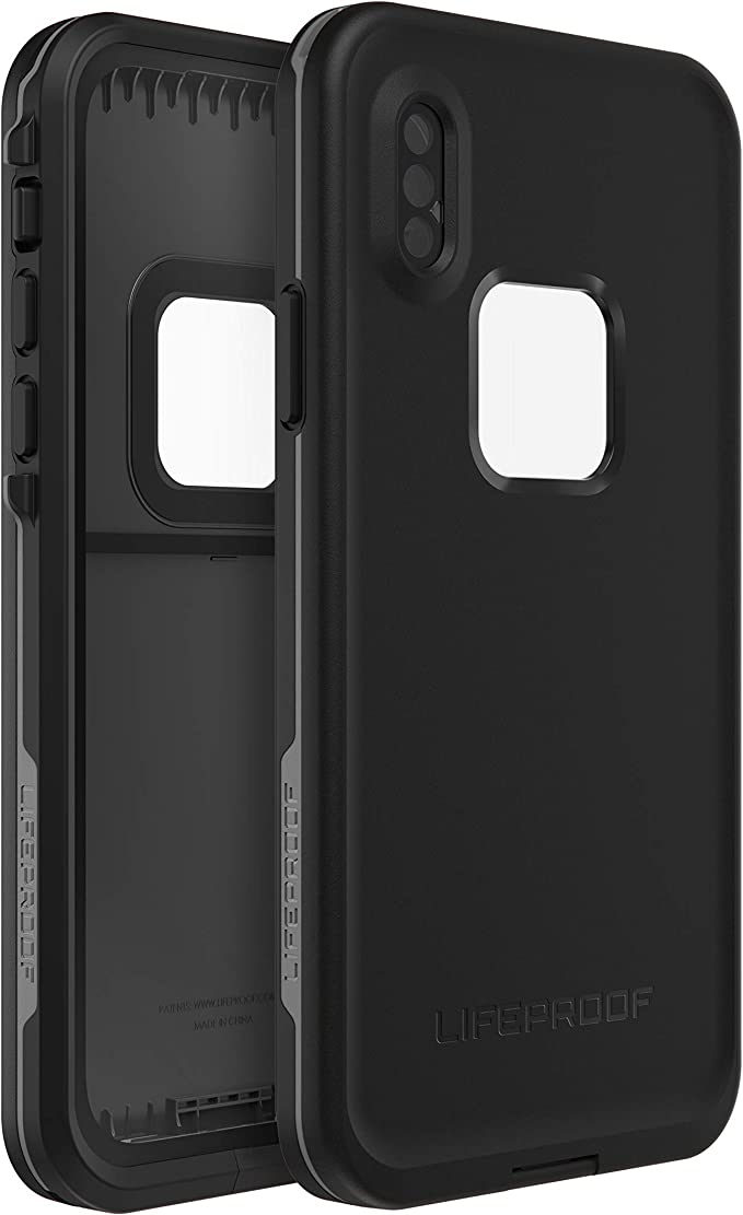 Lifeproof 77 60537 Lifeproof Fre Serie Live 360 Grad Gehäuse Vollständig Geschlossen 4 Proof Hülle Nur Für Iphone Xs Asphalt Elektronik