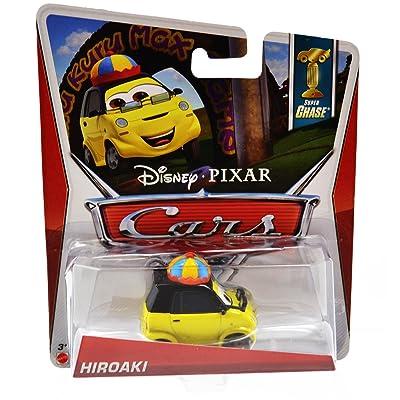 Disney 2013 Pixar Cars Hiroaki - Super Chase: Toys & Games