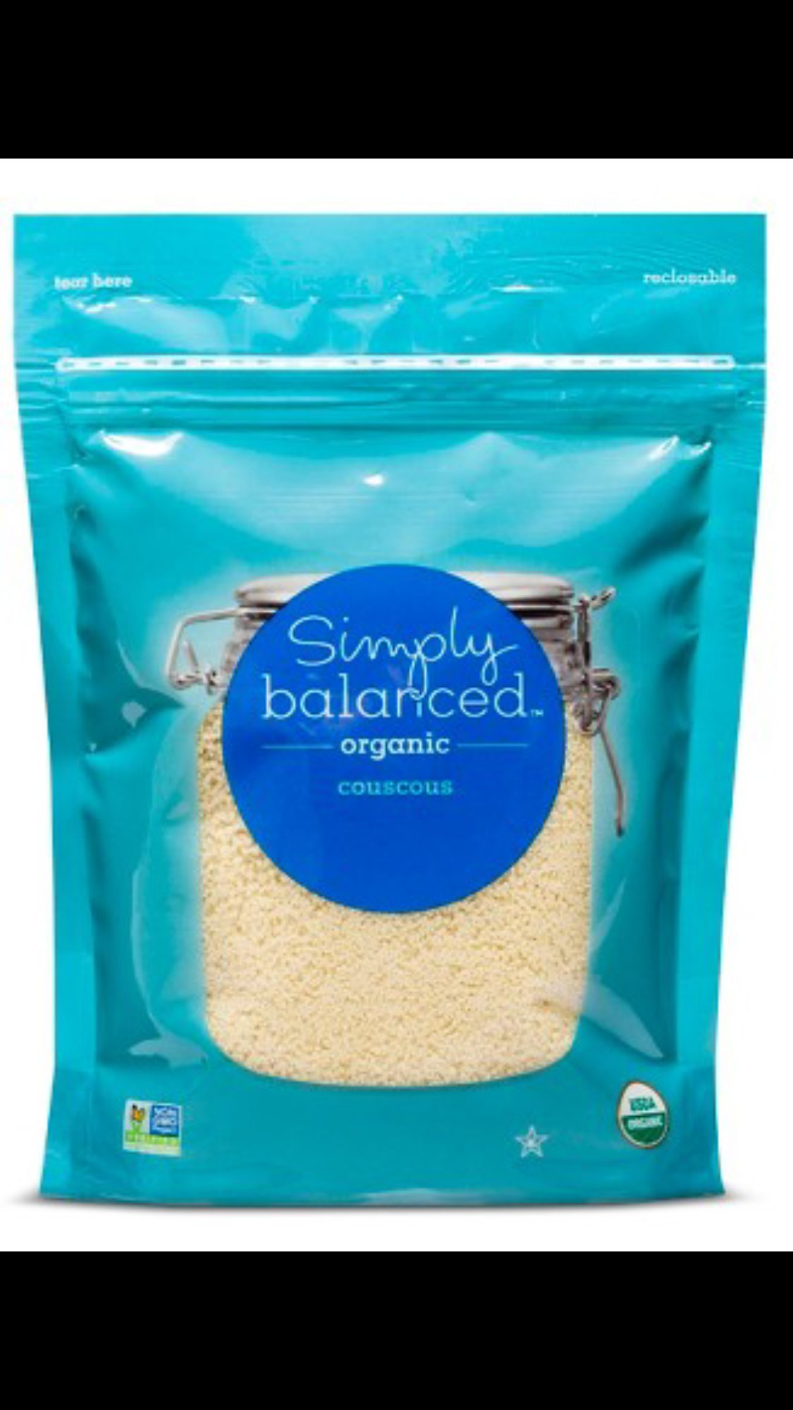 Simply Balanced Organic Couscous