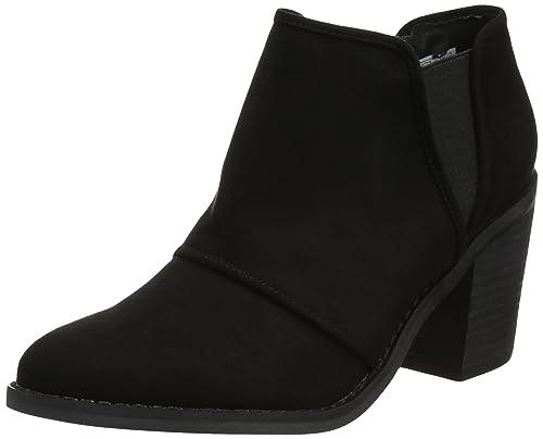 Rocket Dog Dalena, Chelsea Boots Femme, (Coast Black Coast Black), 37 EU