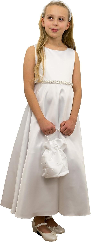 BIMARO BIMARO Mädchen Kleid Anna Kommunionkleid Festkleid
