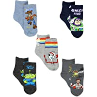 Disney Toy Story 4 Toddler Teen Boy's Girl's Adults 6 pack Sock Set