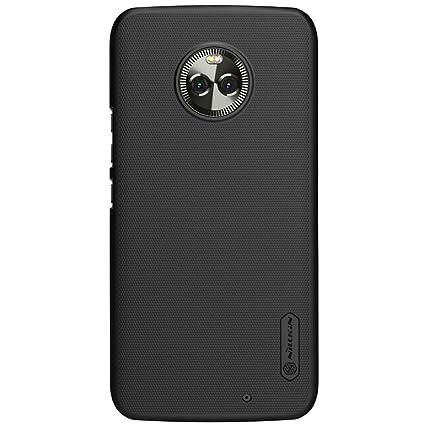 super cute 3ece4 d936d Nillkin Frosted Ultra Thin Shield Hard Plastic Back Cover Case for Motorola  Moto X4 (5.2 inch)- Black