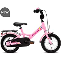 """Puky Kinderfiets 12"""" Youke in Roze"""