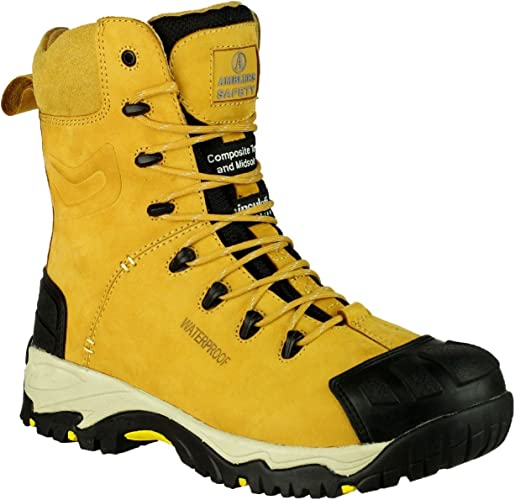 Amblers Safety FS998 S3 Safety Boots