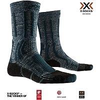 X-Socks Trek X Linen Socks, Unisex Adulto, Forest