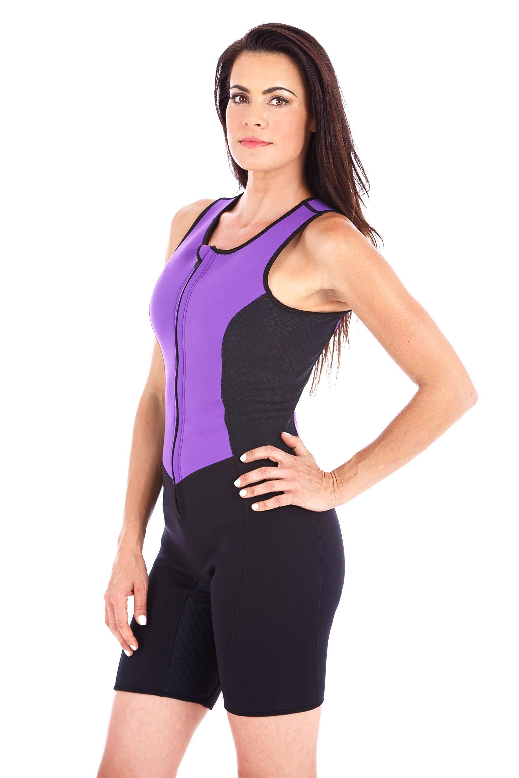 Kutting Weight Sauna Suit For Women Neoprene Weight Loss