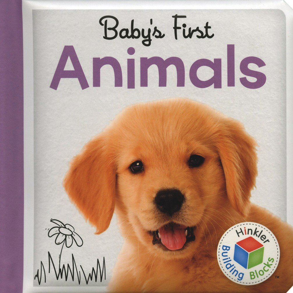 Read Online Building Blocks Animals Baby's First Padded Board Book pdf