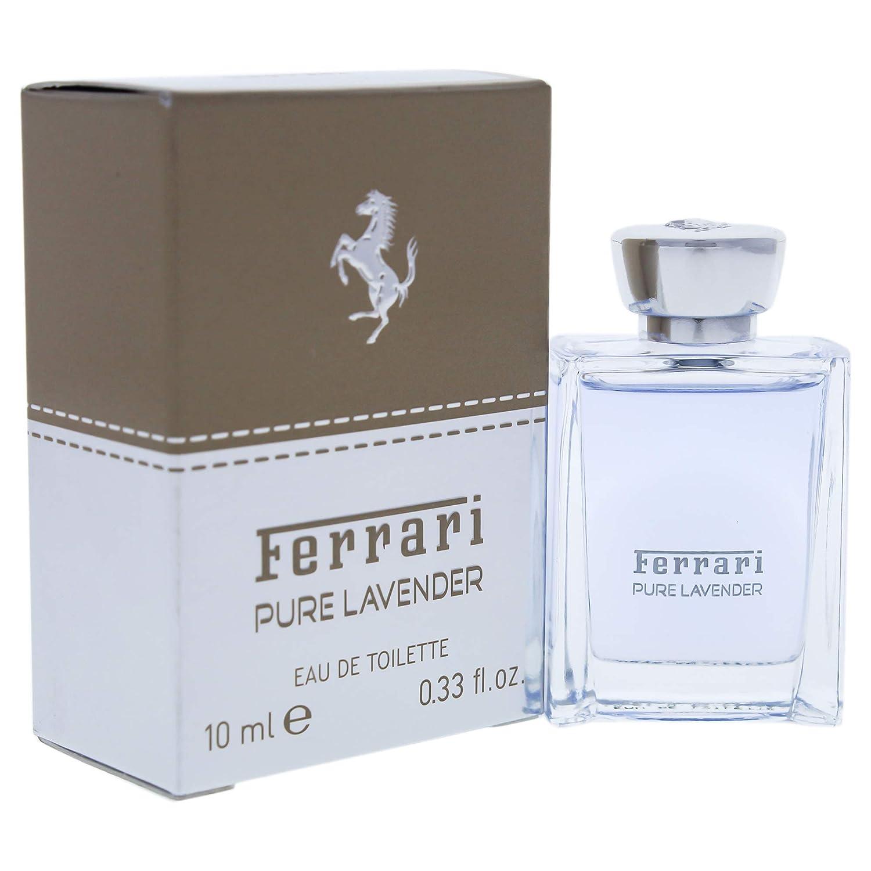Ferrari Pure Lavender Mini Eau De Toilette Unisex 10ml Amazon De Beauty
